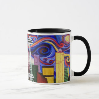 Taza Remolino de Seattle