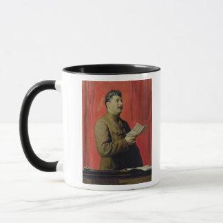 Taza Retrato de Josif Stalin, 1933
