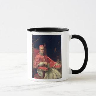 Taza Retrato de papa Clemente IX