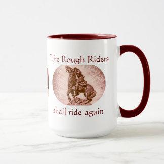 Taza Rough Riders