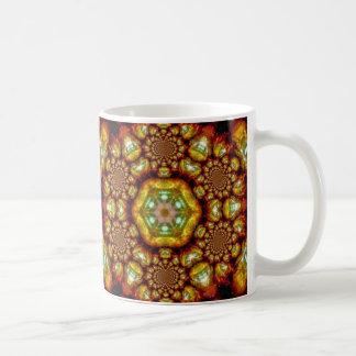 Taza sagrada de la geometría