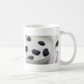 Taza sana del desayuno