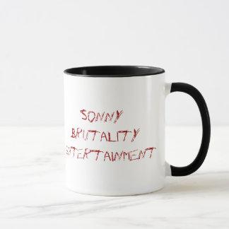 Taza sangrienta de la brutalidad de Sonny