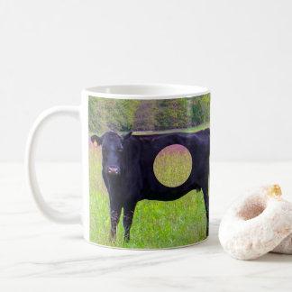 Taza santa de la vaca