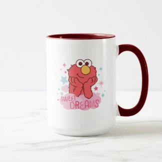 Taza Sesame Street el | Elmo - sueños dulces