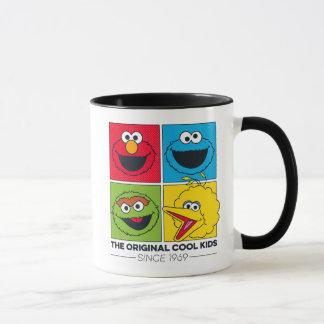 Taza Sesame Street el | los niños frescos originales