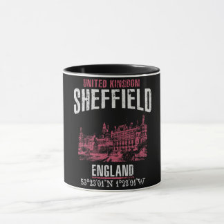 Taza Sheffield