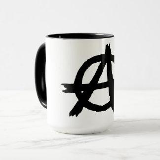 Taza Símbolo de la anarquía
