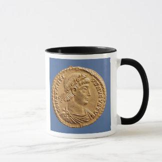 Taza Solidus de Constantinius II