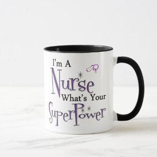 Taza Soy enfermera