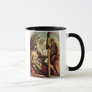 Taza St Andrew y St Jerome