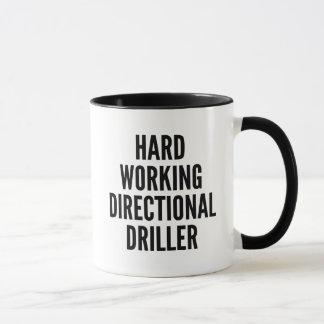 Taza Taladradora direccional de trabajo dura