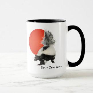Taza ¡Taza de café de la mofeta - tome una rotura! Sun