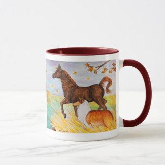 """Taza """"Taza de café de Ridge del puesto de observación"""""""