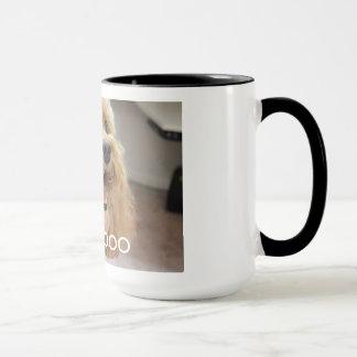 Taza ¡Taza del café del amante de Cockapoo!