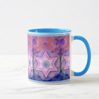 Taza Taza-Kabbalah judía del café del regalo