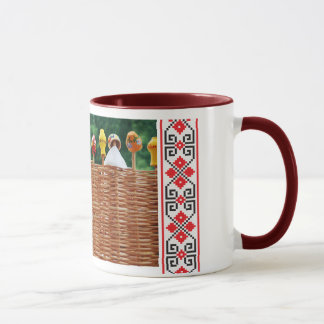 Taza Taza. Tradiciones de Ucrania