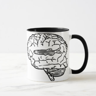 Taza ¡Tenemos zebrafish en el cerebro!