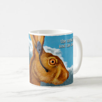 Taza/The Tortoise and The Hare de las ampollas… Taza De Café