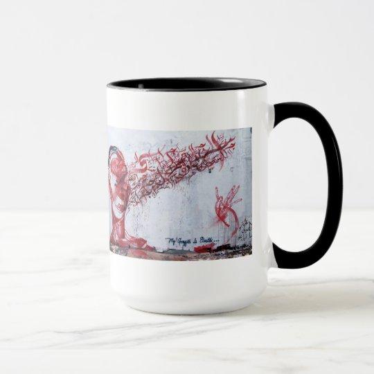 Taza Tomate un caffee