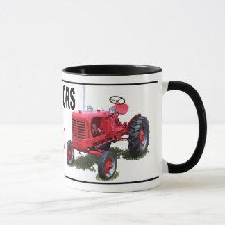 Taza Tractores del líder