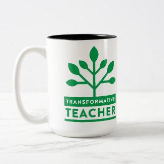 Taza transformativa del profesor