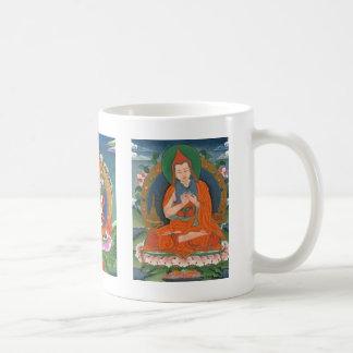 Taza triple de Buda