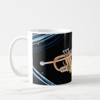 Taza trompeta