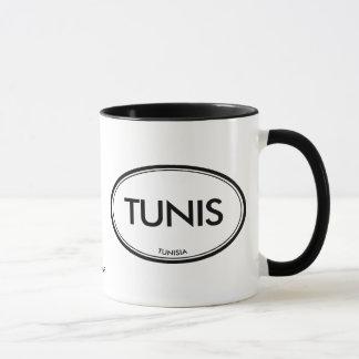 Taza Túnez, Túnez