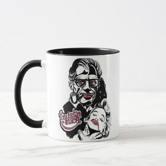 Taza twist'n suck cup