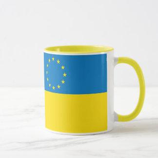 Taza Ucrania Europa