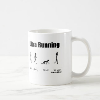 "Taza ""Ultra-Running"""