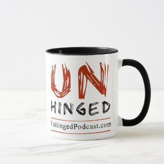 Taza Unhinged del podcast