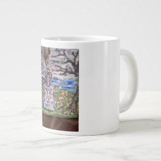Taza única del coffe