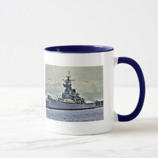 Taza USS New Jersey