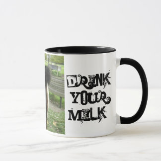 Taza Vaca ceñida en Cambridge