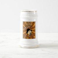 Taza valiente de PAL del Brew de Adán