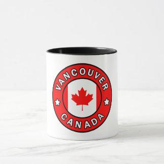 Taza Vancouver Canadá
