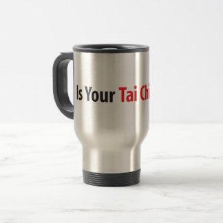 Taza verdadera del viaje del Tai Chi™