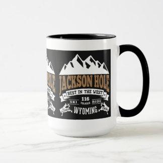 Taza Vintage de Jackson Hole