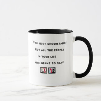 Taza You must understand funny mug