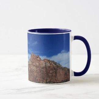 Taza Zion. El cielo en Utah