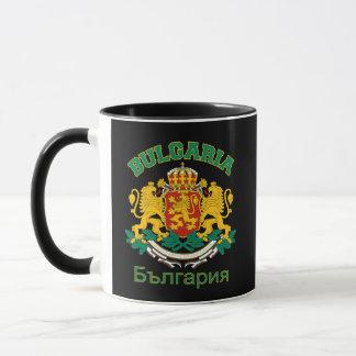 Tazas conocidas de encargo de BULGARIA