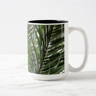 Tazas de café de bambú del diseño