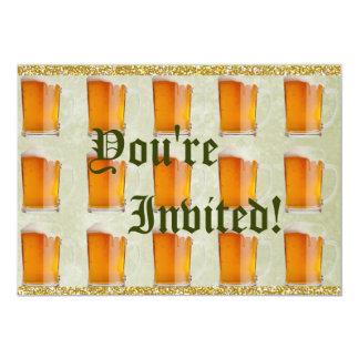 Tazas de cerveza de Oktoberfest Prost Anuncios