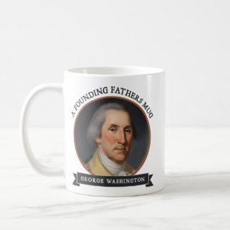 Tazas de los fundadores: George Washington