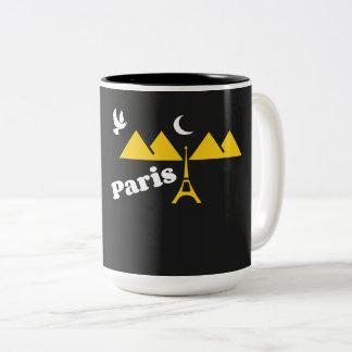 Tazas de París,
