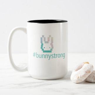 Tazas del #bunnystrong