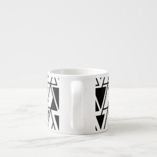 Tazas del café express de la MOD