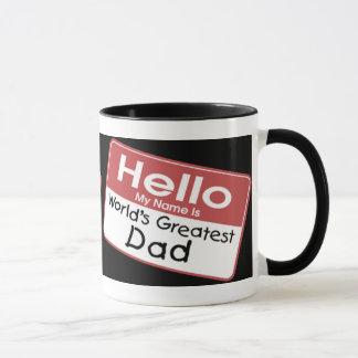 Tazas del día de padre